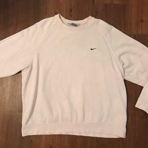 Vintage pink Nike sweatshirt